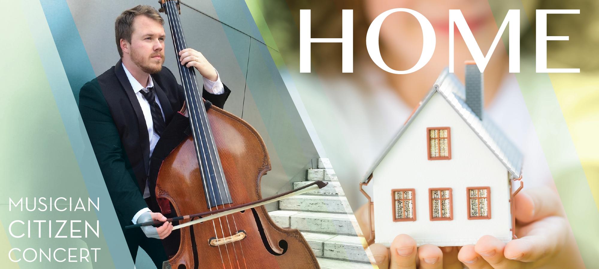 "Press Release: ""Home"" Citizen Musician Concert"